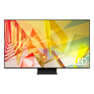 """Samsung 2020 75"""" Q90T QLED 4K HDR 2000 Flagship Smart TV with Tizen OS Black (QE75Q90TATXXU)"""