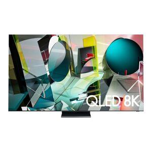 """Samsung 2020 75"""" Q900T QLED 8K HDR Smart TV in Silver (QE75Q900TSTXXU)"""