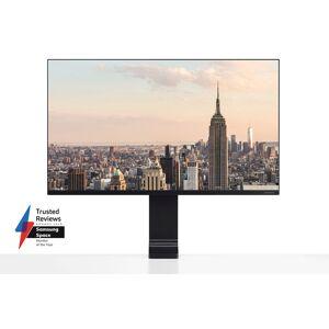 "Samsung 32"" High Resolution Space Monitor Black (LS32R750UEUXEN)"