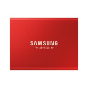 Samsung Portable SSD T5 1TB Red (MU-PA1T0R/EU)
