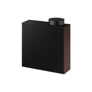 Samsung Titanium Gray AKG VL3 Wireless Smart Speaker - Black