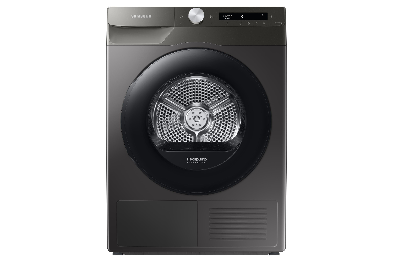 Samsung DV5000 9kg Heat Pump Tumble Dryer A+++ in Silver (DV90T5240AN/S1)