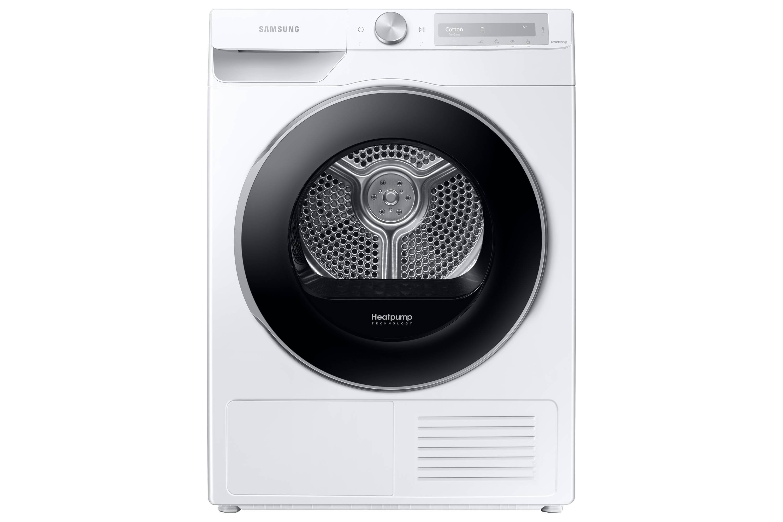 Samsung DV6000 Heat Pump Tumble Dryer A+++ 9kg in White (DV90T6240LH/S1)