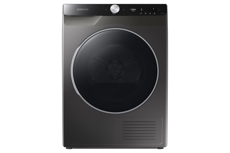 Samsung DV8000 Heat 9kg Pump Tumble Dryer A+++ in Silver (DV90T8240SX/S1)