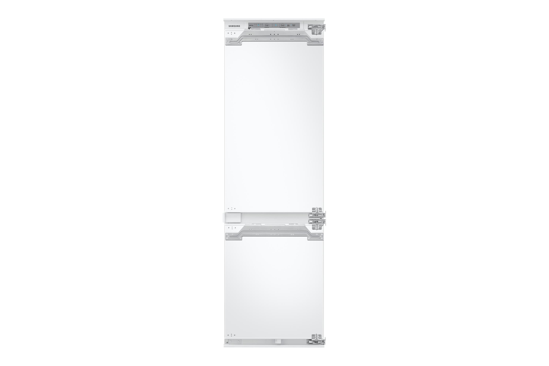 Samsung Integrated Fridge Freezer with Wine Shelf, Fixed Hinge in White (BRB26615EWW/EU)