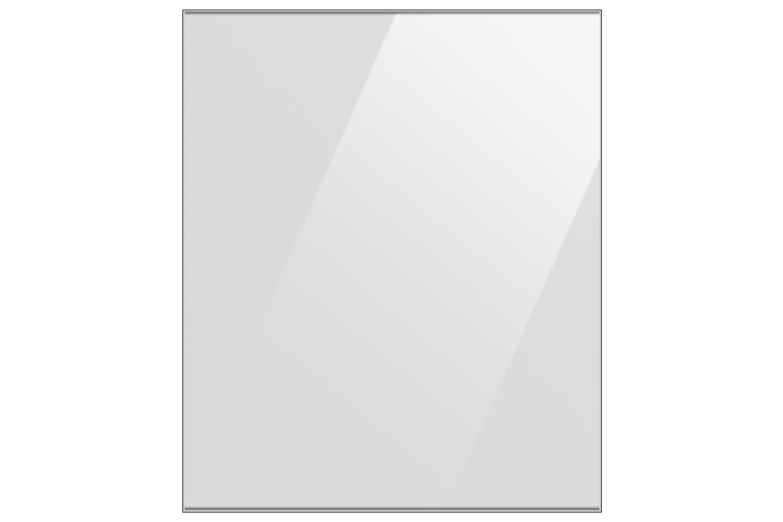 Samsung Bespoke Glass Bottom Panel for 1.85m Fridge freezer in White (RA-B23EBB12GG)