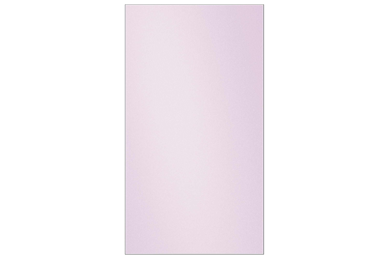 Samsung Bespoke Metal Top Panel for 1.85m Fridge freezer in Cotta Lavender (RA-B23EUUCLGG)