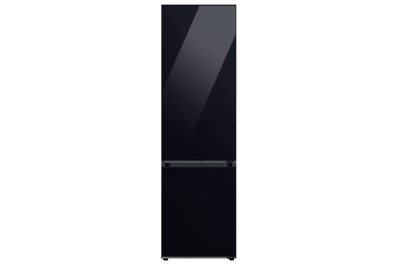 Samsung Bespoke 2.03m Fridge Freezer with Twin Cooling Plus™ in Black (RB38A7B5322/EU)