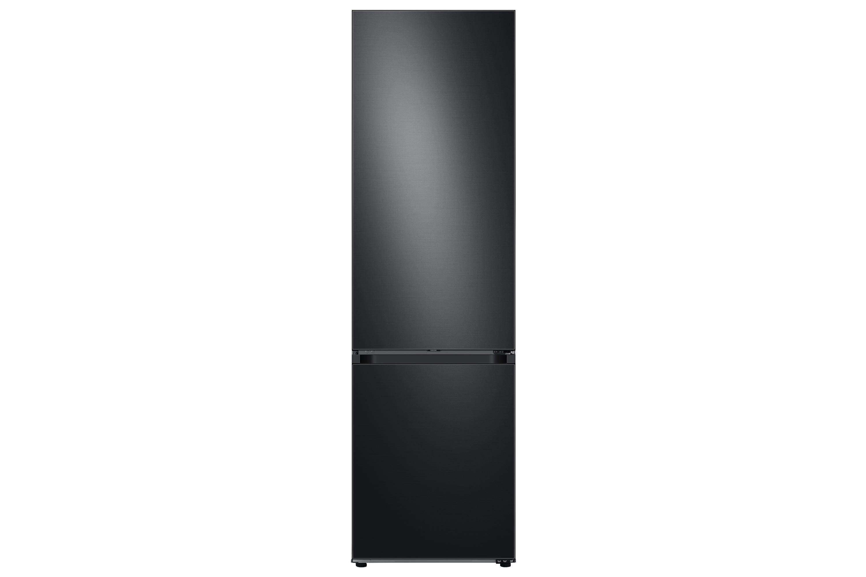 Samsung Bespoke 2.03m Fridge Freezer with Twin Cooling Plus™ in Black (RB38A7B53B1/EU)