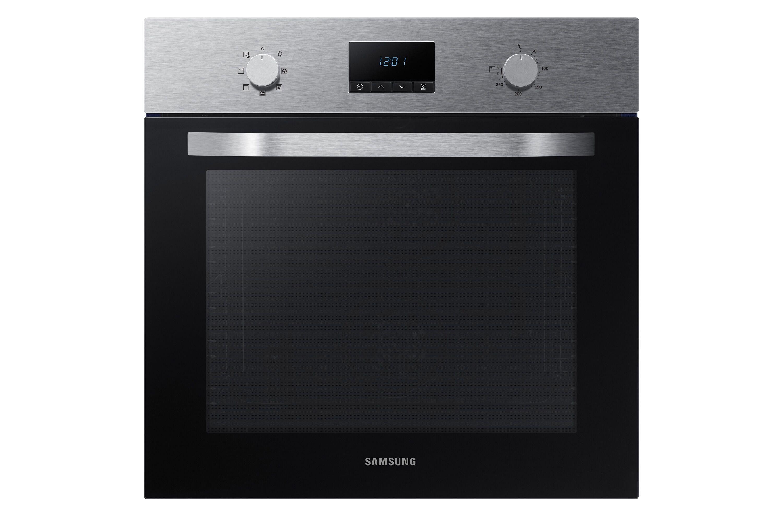 Samsung Electric Oven with Dual Fan (Twin Fan) 68L Silver (NV70K1340BS/EU)