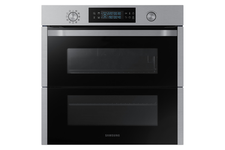 Samsung Dual Cook Flex Oven 75L Silver (NV75N5641RS/EU)