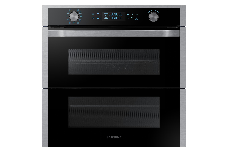 Samsung Dual Cook Flex Oven 75L Black (NV75N7647RS/EU)
