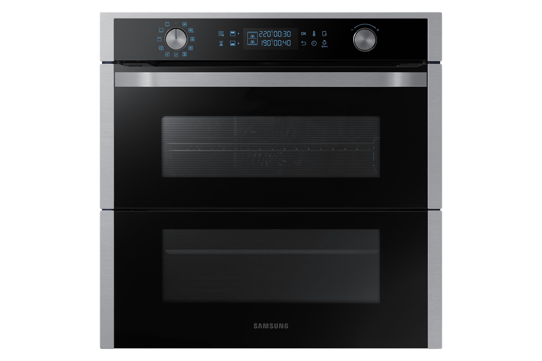 Samsung Dual Cook Flex Oven 75L Black (NV75N7677RS/EU)