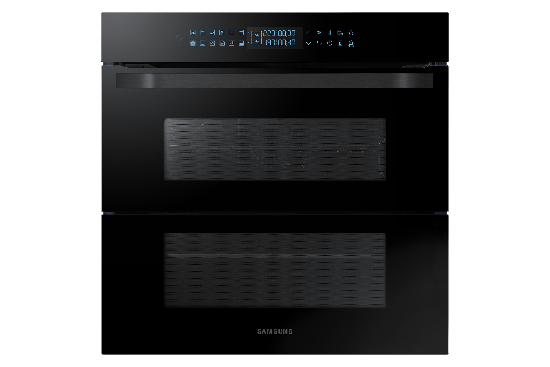 Samsung Dual Cook Flex Oven Black (NV75R7646RB/EU)