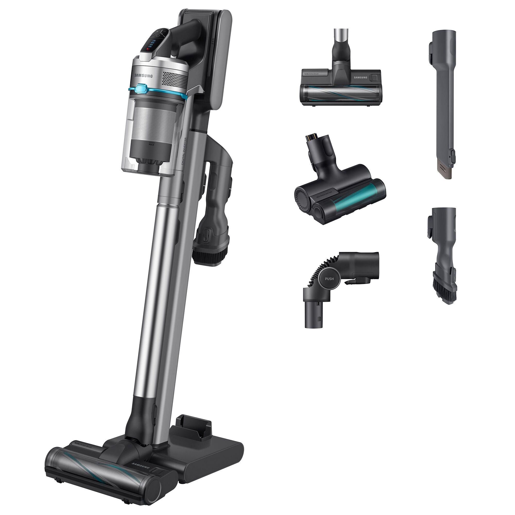 Samsung POWERstick Jet™ Vacuum Cleaner Silver (VS20R9042S2/EU)