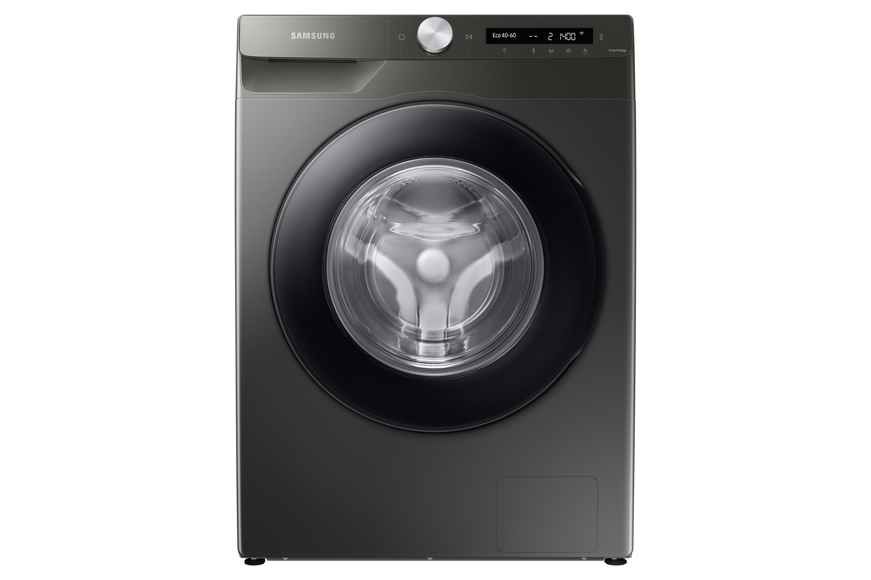 Samsung WW5300 8kg Washing Machine with Auto Dose 1400rpm in Silver (WW80T534DAN/S1)