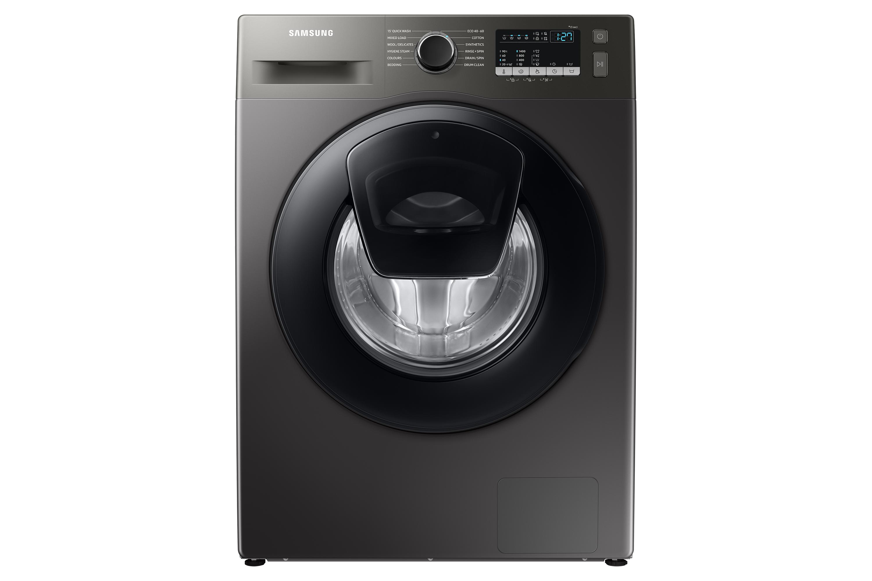 Samsung WW5000 Washing Machine with AddWash™ 9kg 1400rpm in Silver (WW90T4540AX/EU)
