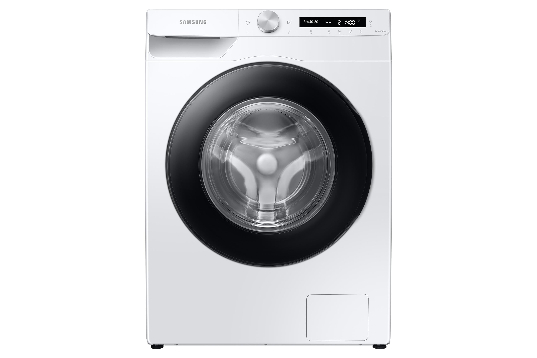 Samsung WW5300 Washing Machine with Auto Dose 9kg 1400rpm in White (WW90T534DAW/S1)