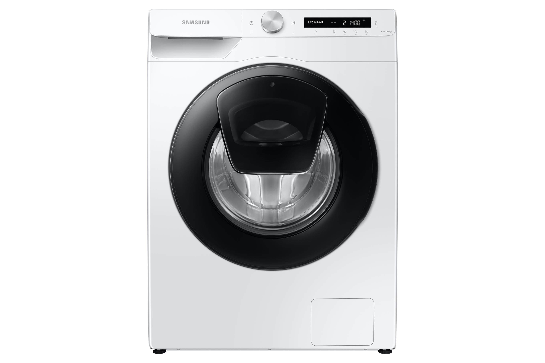 Samsung WW5500 Washing Machine with AddWash 9kg 1400rpm in White (WW90T554DAW/S1)