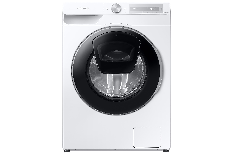 Samsung WW6800 Washing Machine with AddWash and Auto Dose 9kg 1400rpm in White (WW90T684DLH/S1)
