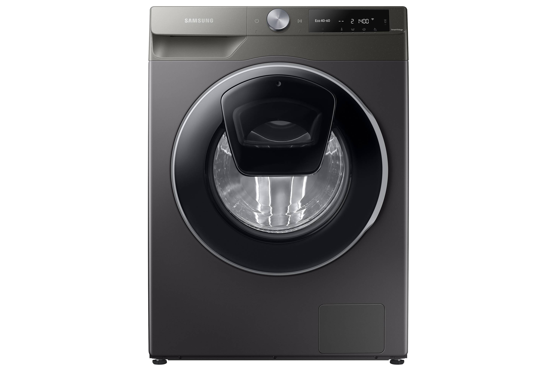 Samsung WW6800 Washing Machine with AddWash and Auto Dose 9kg 1400rpm in Silver (WW90T684DLN/S1)