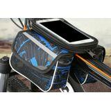 Guangzhou Zhangmafushi Co.,Ltd t/a Wish-Imports Outdoor Saddle Bike Bag - Red, Blue or Green!