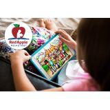 Red Apple Reading Membership - 1000+ Educational Videos & Games!