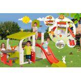 Simba Smoby Toys Ltd Smoby Fun Centre Outdoor Playhouse