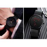 Zhongshan Hengdongli Appliance Co.,LTD £19.99 instead of £49.99 for a men's luxury quartz movement watch from Backtogoo - save 60%