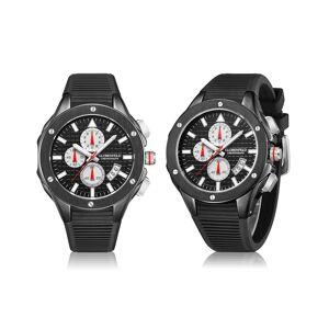 Fields Luxury Ltd Anthony James Globenfeld Watch - Rose or Steel
