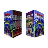 PCS Books Ltd Goosebumps HorrorLand Collection - 10 Horror Fiction Books!