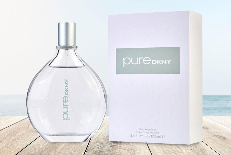 Fulfilled by Wowcher £22.80 for a DKNY pure DKNY verbena 100ml EDP spray!