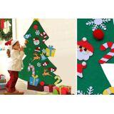EC Life-Style DIY Felt Christmas Tree & 26 Decorations