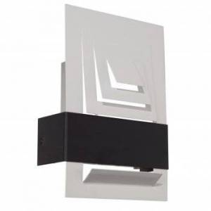 Eglo Lighting 88544 Chiwa Low Energy Wall Fitting in Shiny White