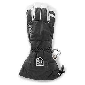 Hestra Army Leather Heli Ski Glove - Grey  - Grey - Size: 8