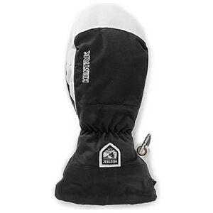 Hestra Army Leather Heli Ski Mitt - Black  - Size: 9