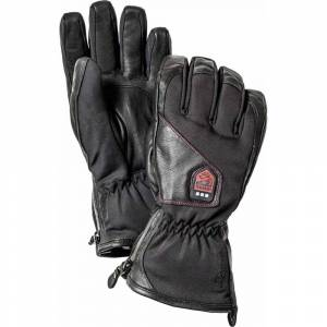 Hestra Power Heater Glove - Black  - Size: 7