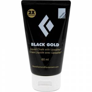 Black Diamond Liquid Black Gold Chalk 60ML - White  - Size: ONE