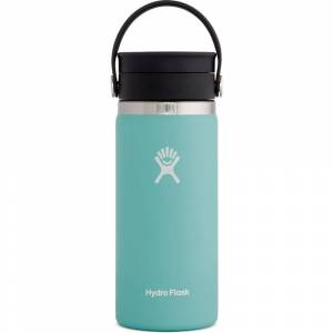 Hydro Flask 16oz Wide Mouth + Flex Sip Lid  - Size: ONE