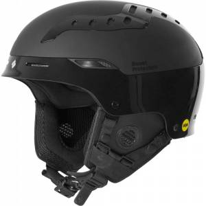 Sweet Protection Switcher Helmet - Gloss Black  - Size: Large