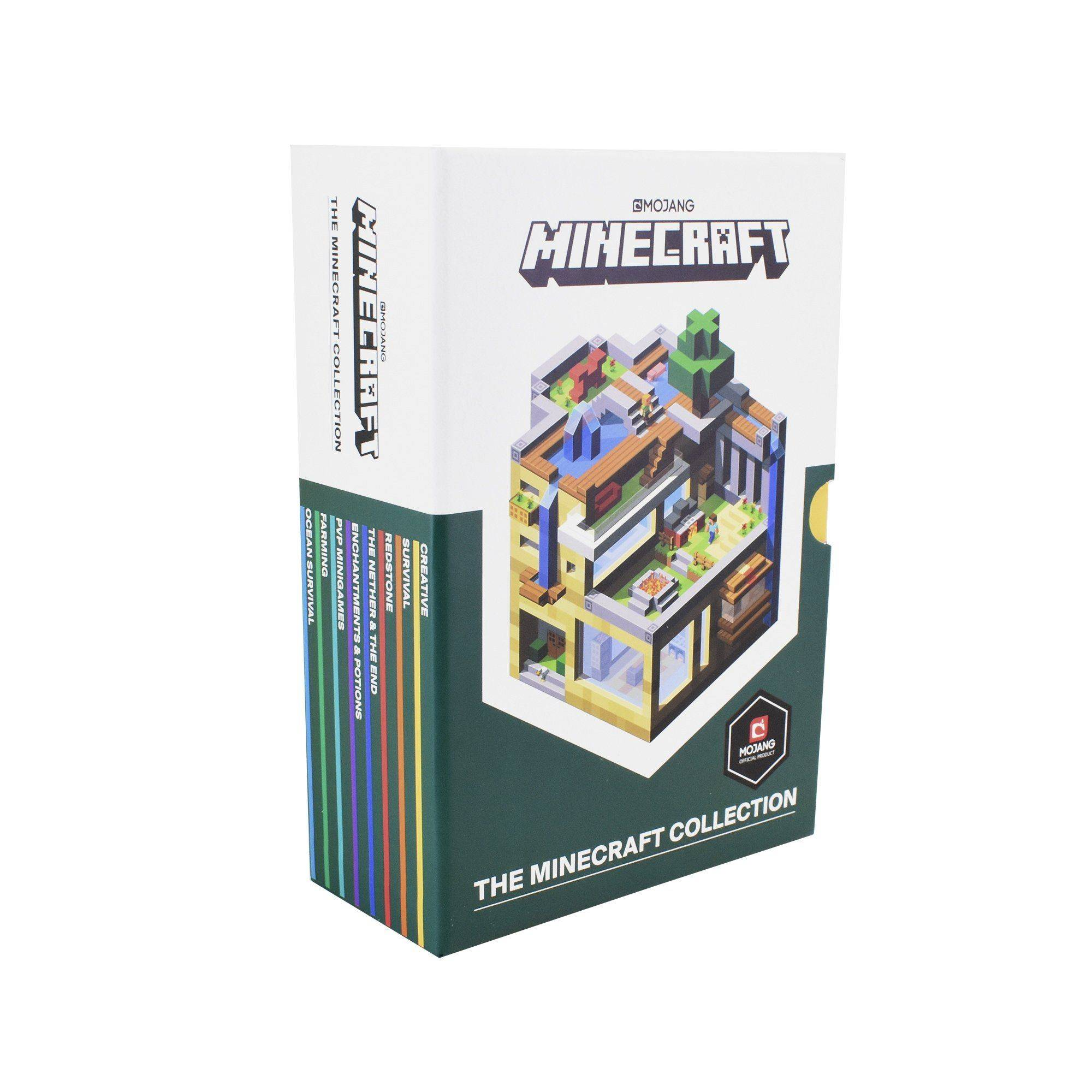 Dean Minecraft Guides Collection 8 Books Set By Mojang AB - Ages 5-7 – Paperback