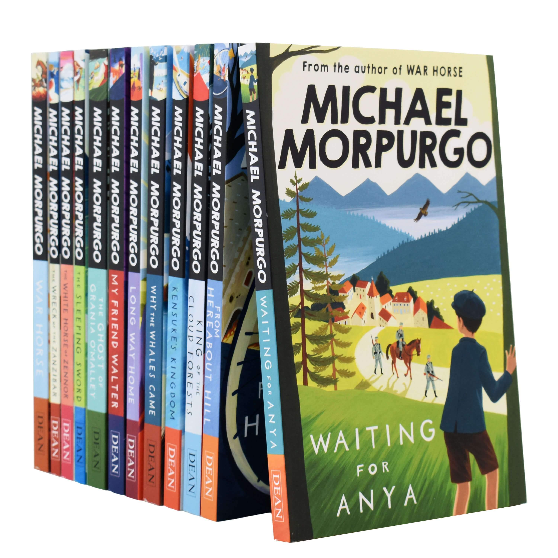 Dean Michael Morpurgo War Horse 12 Books Collection Set - Ages 9-14 - Paperback