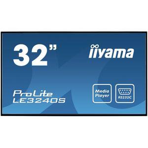 "iiyama ProLite LE3240S-B1 81.3 cm (32"") LED Full HD Digital..."