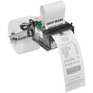 Zebra KR 203 label printer Direct thermal