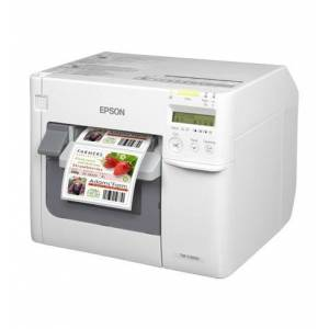 Epson TM-C3500 label printer Inkjet 720 x 360 DPI Wired