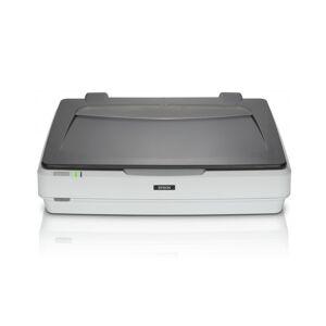 Epson Expression 12000XL 2400 x 4800 DPI Flatbed scanner Gray,...
