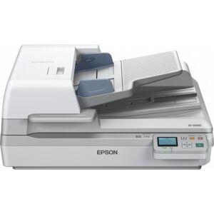 Epson WorkForce DS-60000N 600 x 600 DPI Flatbed & ADF scanner White A3