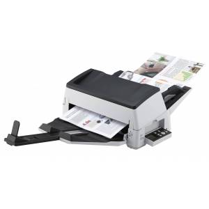 Fujitsu fi-7600 600 x 600 DPI ADF + Manual feed scanner Black,White A3