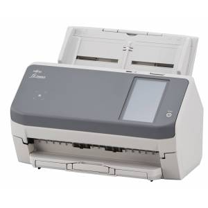 Fujitsu fi-7300NX 600 x 600 DPI ADF scanner Gray, White A4