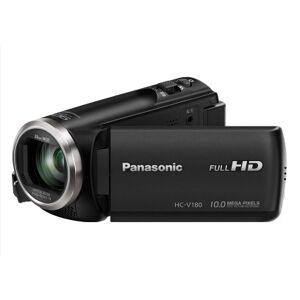 Panasonic HC-V180EC-K camcorder 2.51 MP MOS BSI Handheld camcorder...